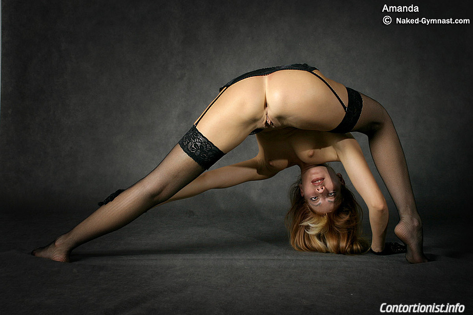 Sexy flexible contortionist nude opinion