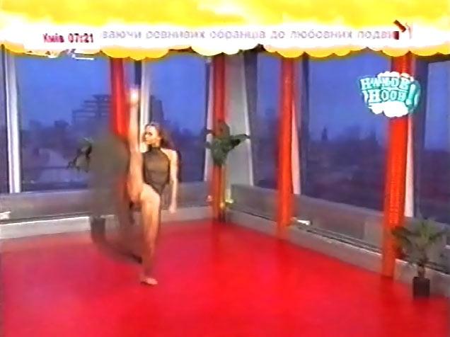Sexy contortionist videos
